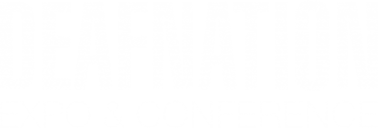 DeafNation Expo & Conference Logo