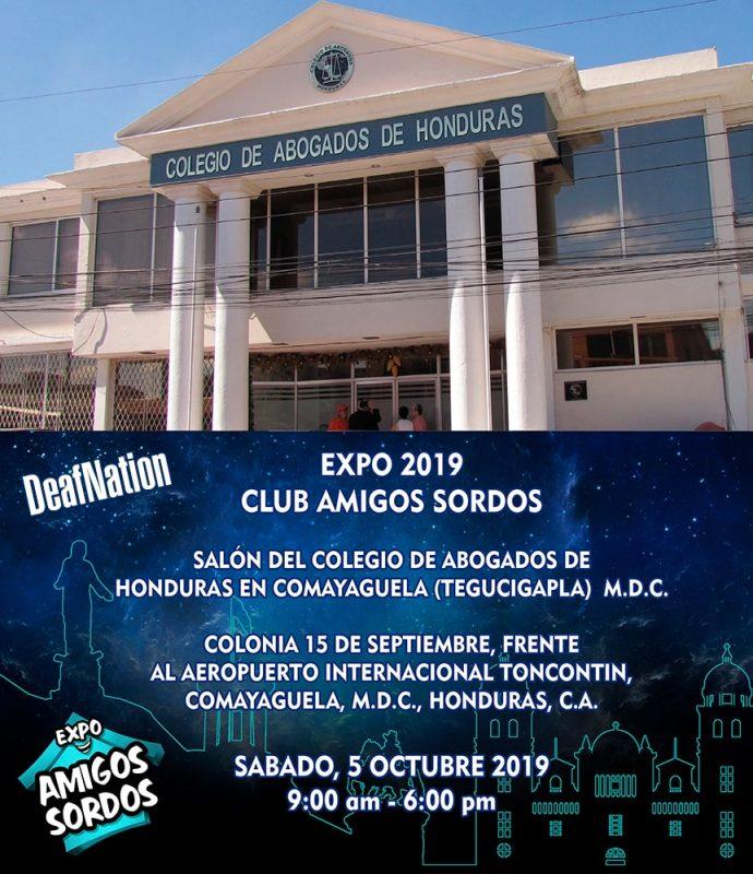 DeafNation Expo & Conference: Tegucigalpa, Honduras – DeafNation