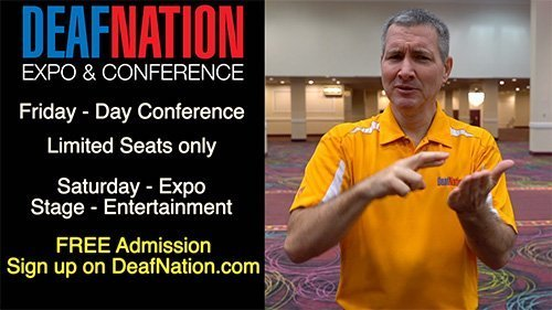 DeafNation Expo & Conference: Staten Island, New York – DeafNation