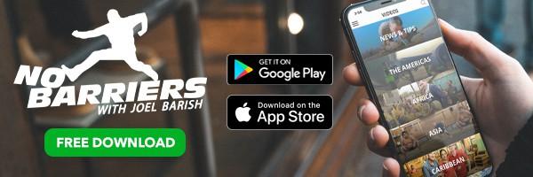 Download No Barriers App
